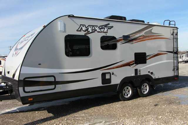 2016 New Kz Rv MXT MXT200 Toy Hauler in Ohio OH
