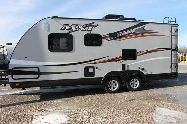 2016 New Kz Rv MXT MXT200 Toy Hauler in Ohio OH