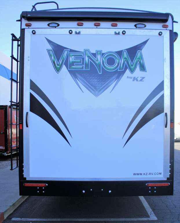 2016 New Kz Rv Venom 3911 Tk Fifth Wheel In Arizona Az