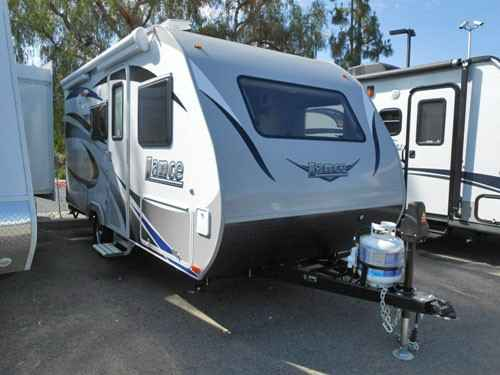 2016 New Lance 1575 Travel Trailer In California Ca