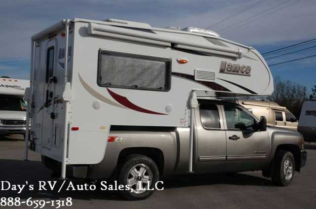 2016 New Lance 650 Truck Camper Truck Camper in Kentucky KY