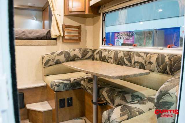 2016 New Lance 650 Truck Camper in Oregon OR