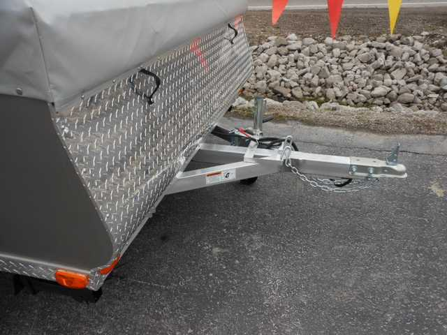 2016 New Livin' Lite Quicksilver 10 0 - REAR DECK Pop Up