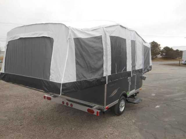 New Livin Lite Quicksilver 60 Folding PopUp Camper for