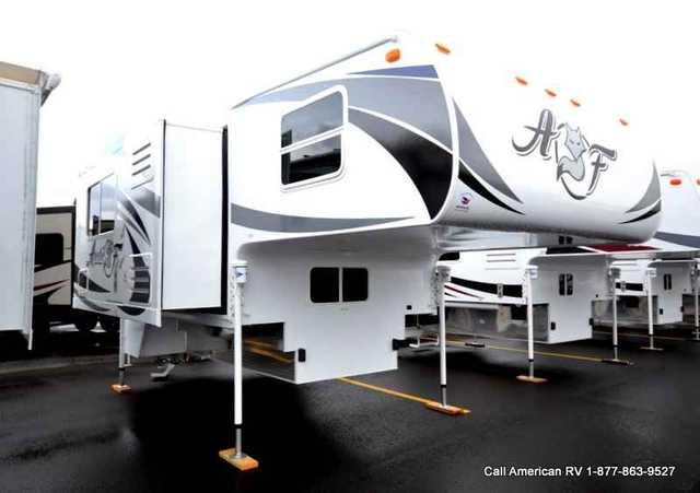 2016 New Northwood Manufacturing Arctic Fox 990 Truck Camper