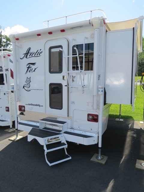 2016 New Northwood Mfg ARCTIC FOX 990 Truck Camper in New ...