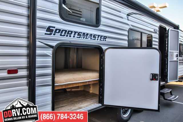 2016 New Omega Sportsmaster 250bh Travel Trailer In