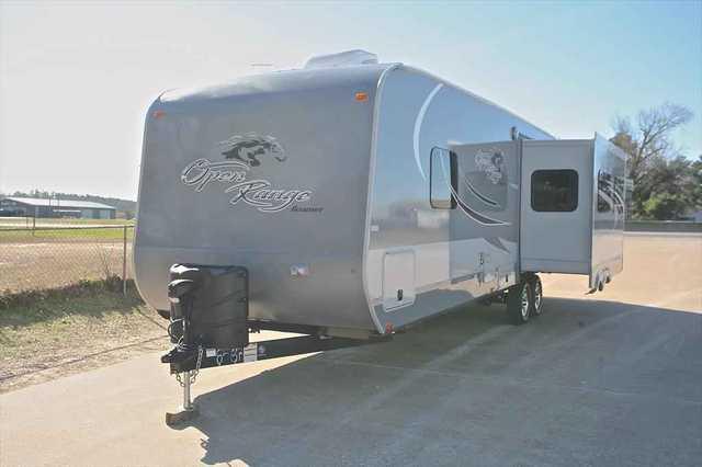 2016 New Open Range Roamer 292RLS Travel Trailer in Texas TX