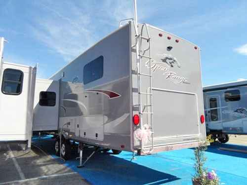 2016 New Open Range Roamer 376fbh Fifth Wheel In California Ca