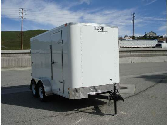 2016 New Other Look Trailers Stlc6x12te2 6x12 Tandem