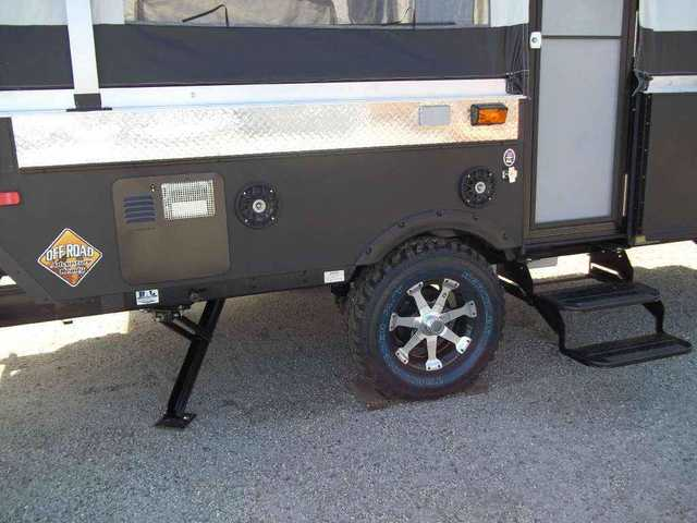 2016 New Other SOMERSET E-3 TENT TRAILER Pop Up Camper in