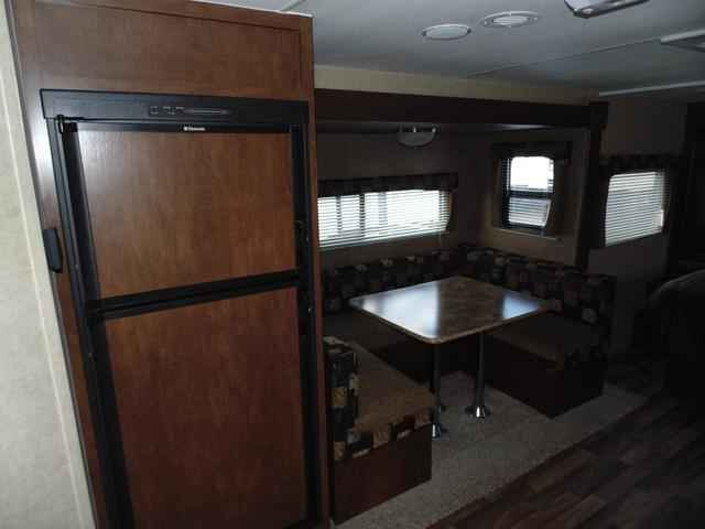 2016 New Pacific Coachworks Northland 21fbs Travel Trailer