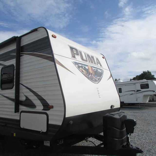 2016 New Palomino Puma 31bhss Travel Trailer In Tennessee Tn
