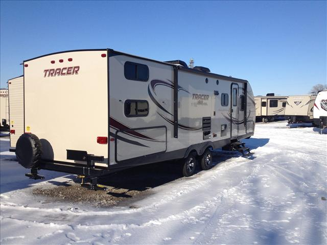 Prime Time Tracer Air Travel Trailer  Air