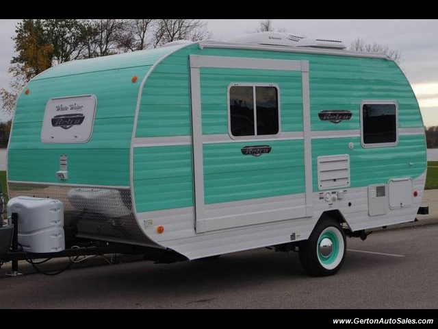 2016 New Riverside Rv White Water 176s Retro Travel