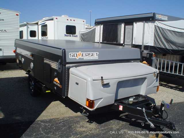 2016 New Somerset Evolution E3 Box Pop Up Camper In Indiana In