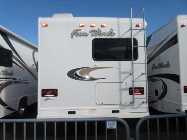 2016 New Thor Motor Coach Four Winds 23u Class C In