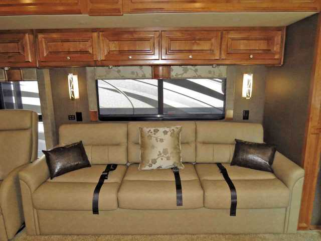 2016 New Tiffin Motor Homes Allegro Red 33aa Class A In