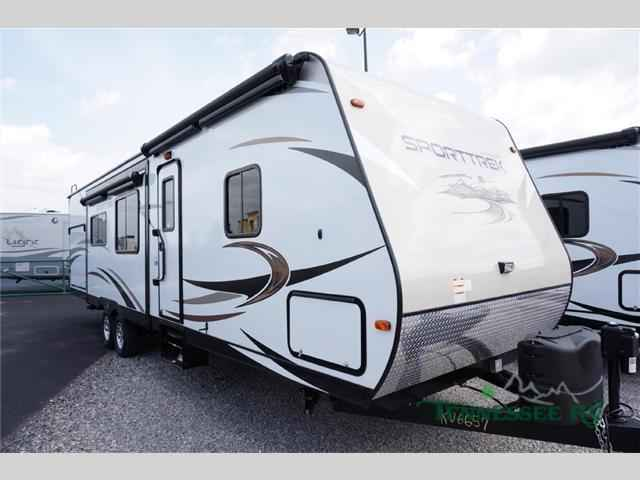 2016 New Venture Rv Sporttrek 327vik Travel Trailer In