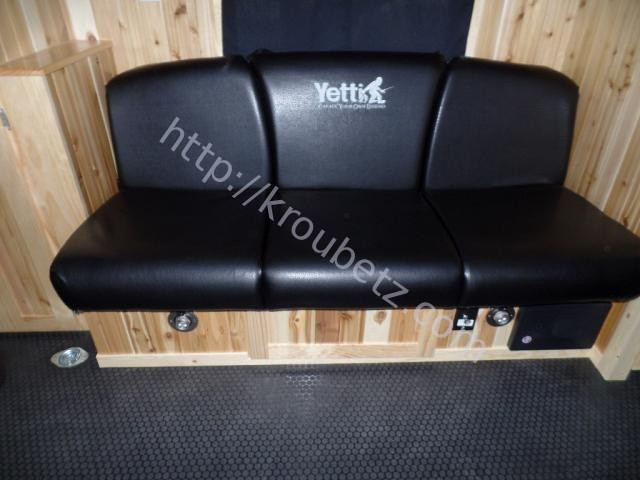 2016 New Voyager Industries Yetti Xtreme Sport 8x16 Travel
