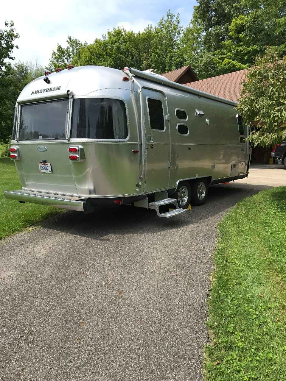 Camper Dealers In Ohio >> 2016 Used Airstream FLYING CLOUD 25FB Travel Trailer in ...