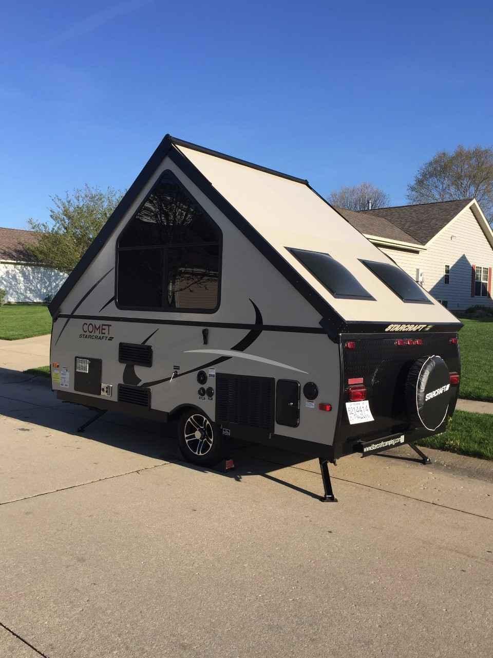 959fcbe597 2016 Used COMET Pop Up Camper in Indiana IN