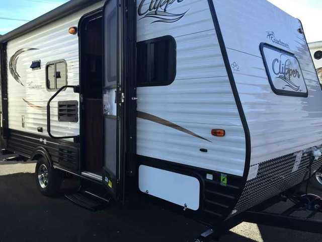 Coachmen Clipper Ultra Lite Bh Travel Trailers