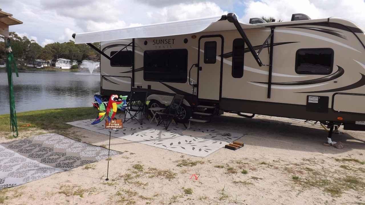 2016 Used Crossroads SUNSET TRAIL RESERVE 30RK Travel ...