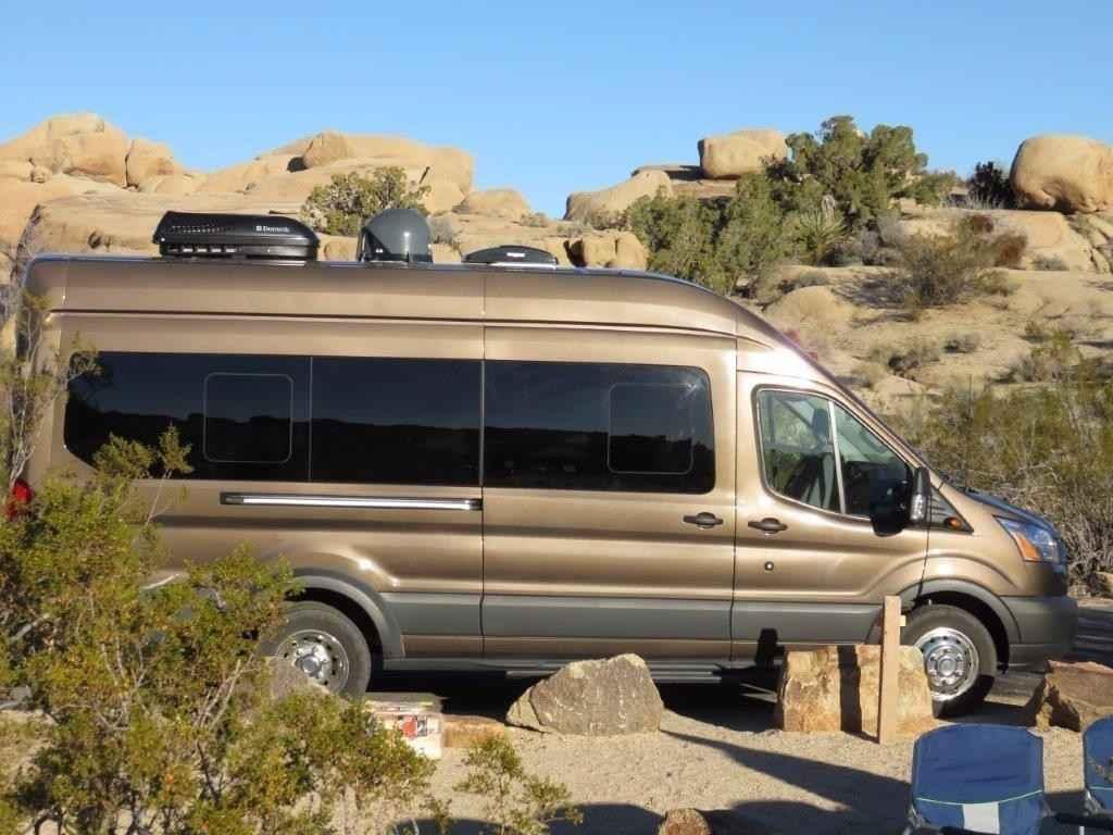 Ford Dealers Mn >> 2016 Used Ford Transit Custom Camper Van Class B in ...