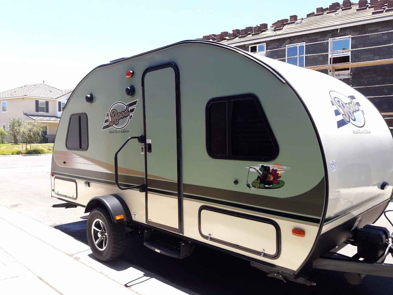 2016 Used Forest River R Pod 178 Travel Trailer In