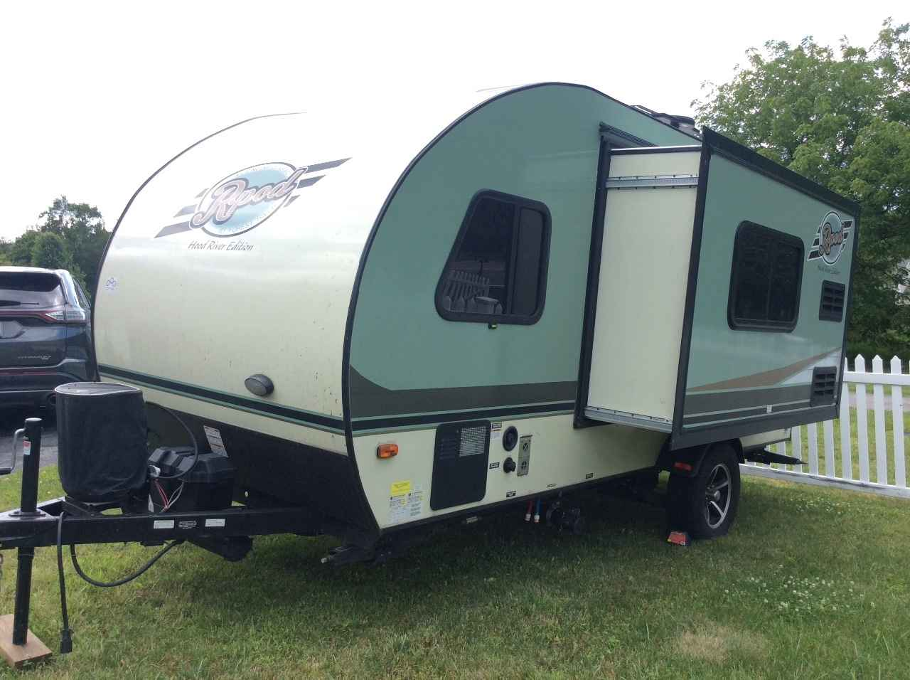 2016 Used Forest River R-POD 179 Travel Trailer in ...