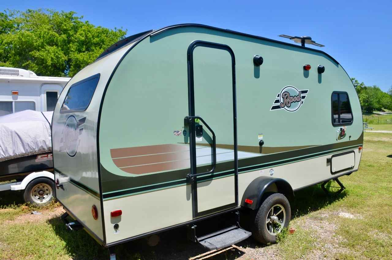 2016 Used Forest River R-POD 179 Travel Trailer in Oklahoma OK