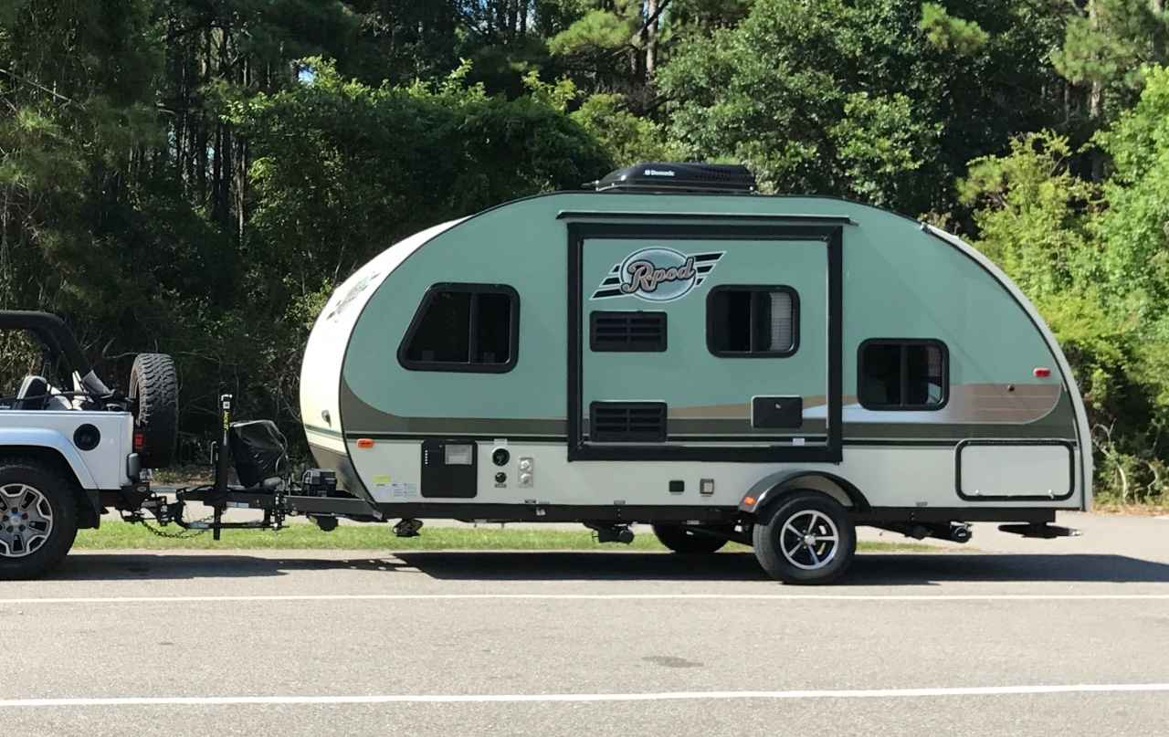 2016 Used Forest River R-POD 182G Travel Trailer in South ...