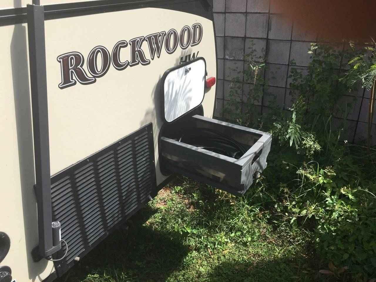 2016 Used Forest River Rockwood A214hw Pop Up Camper In
