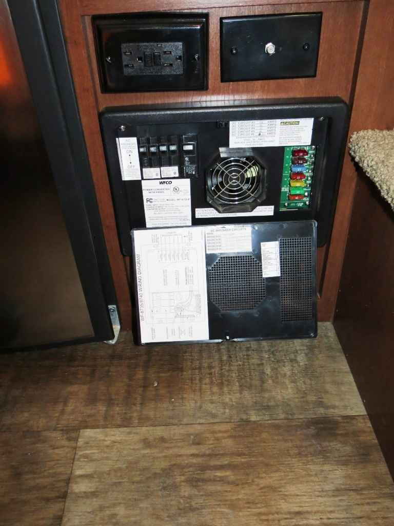 2016 Used Forest River Rockwood Hw277 Pop Up Camper In California Ca Wiring Diagram