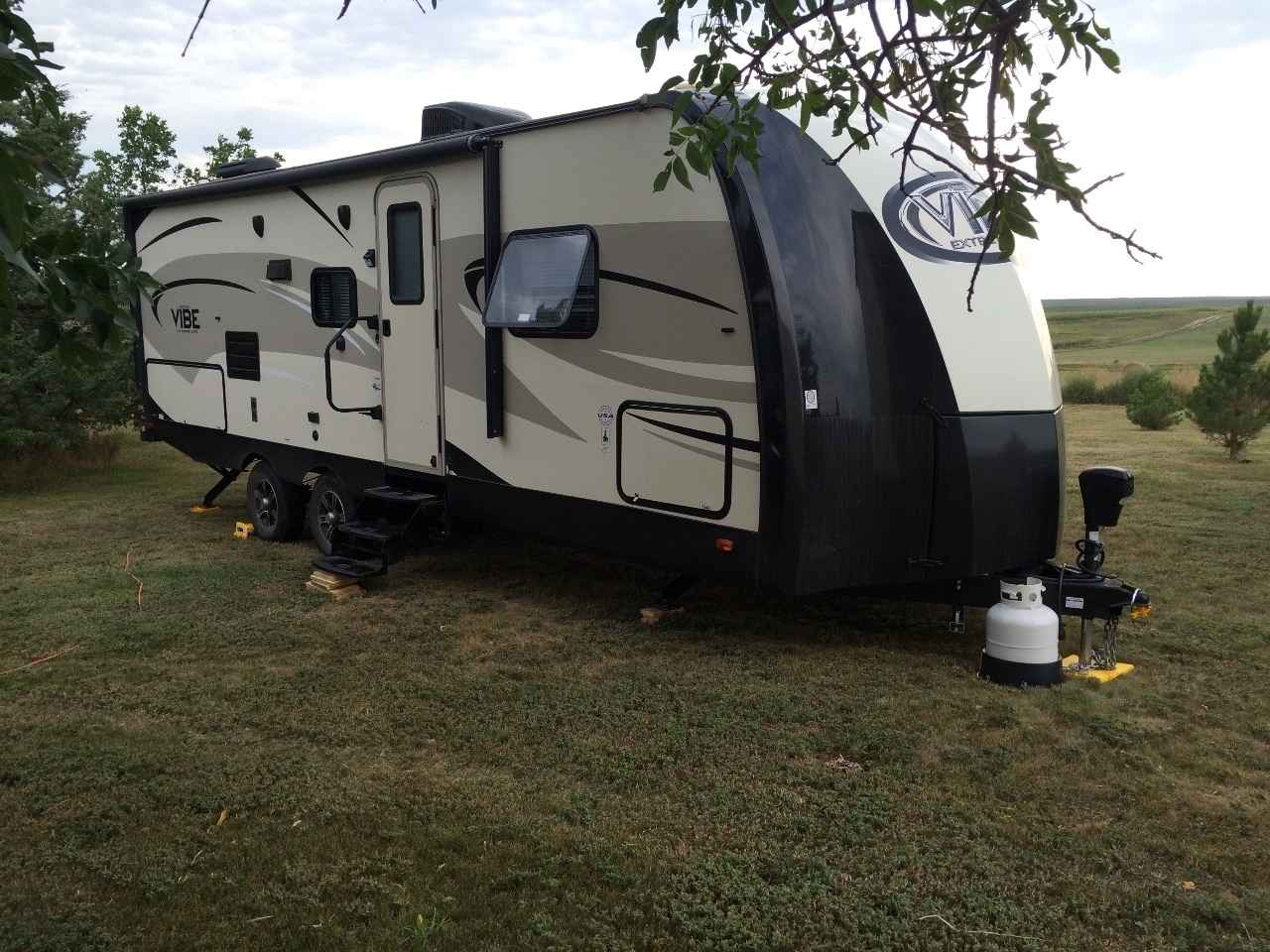 2016 Used Forest River Vibe Extreme Lite 236rbs Travel