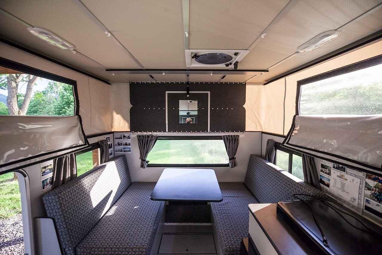 2016 Used Four Wheel Campers Grandby Flat Bed Truck Camper In Virginia Va