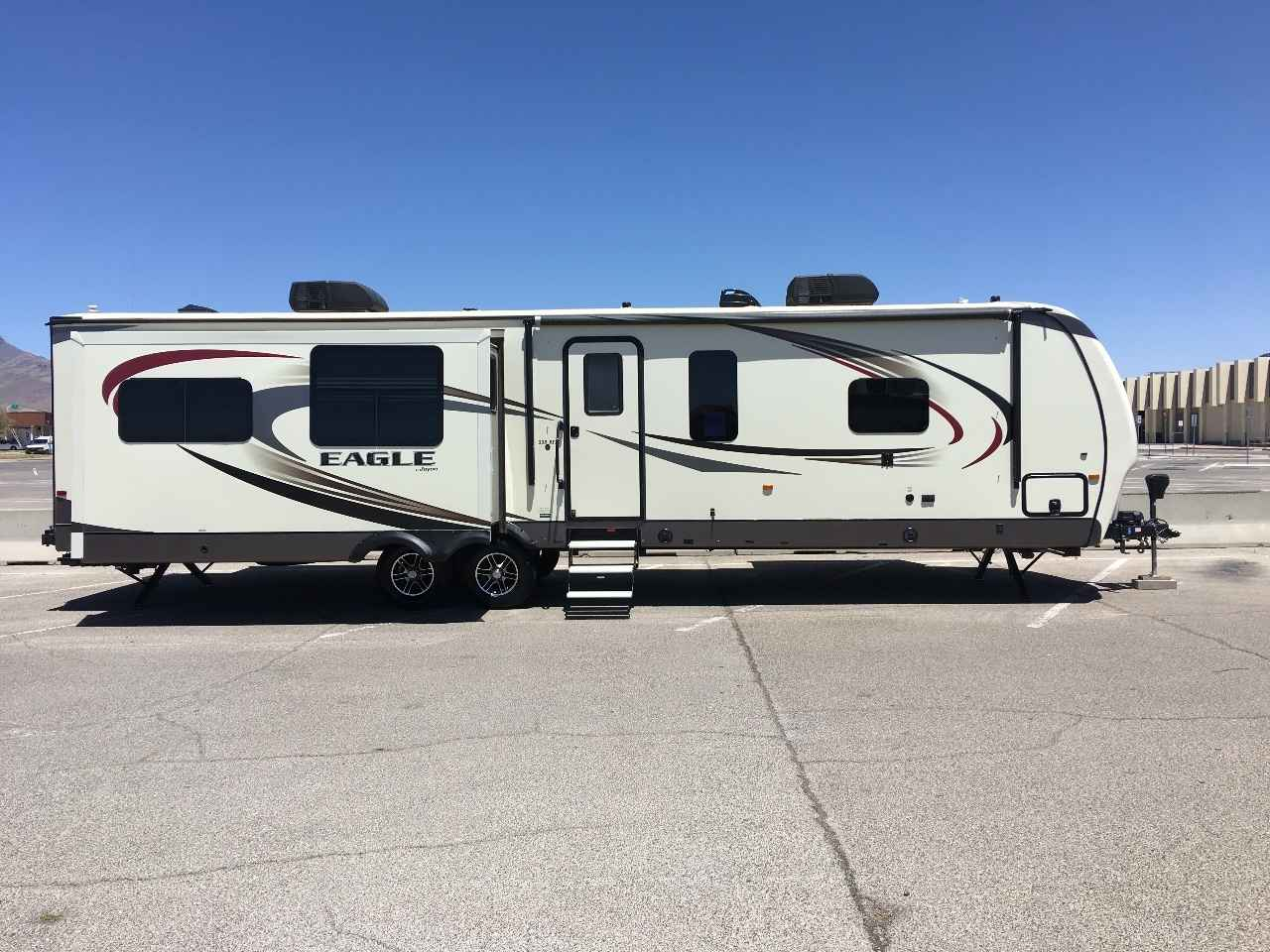 Unique 2008 Jayco Eagle Travel Trailer For Sale In Portage La