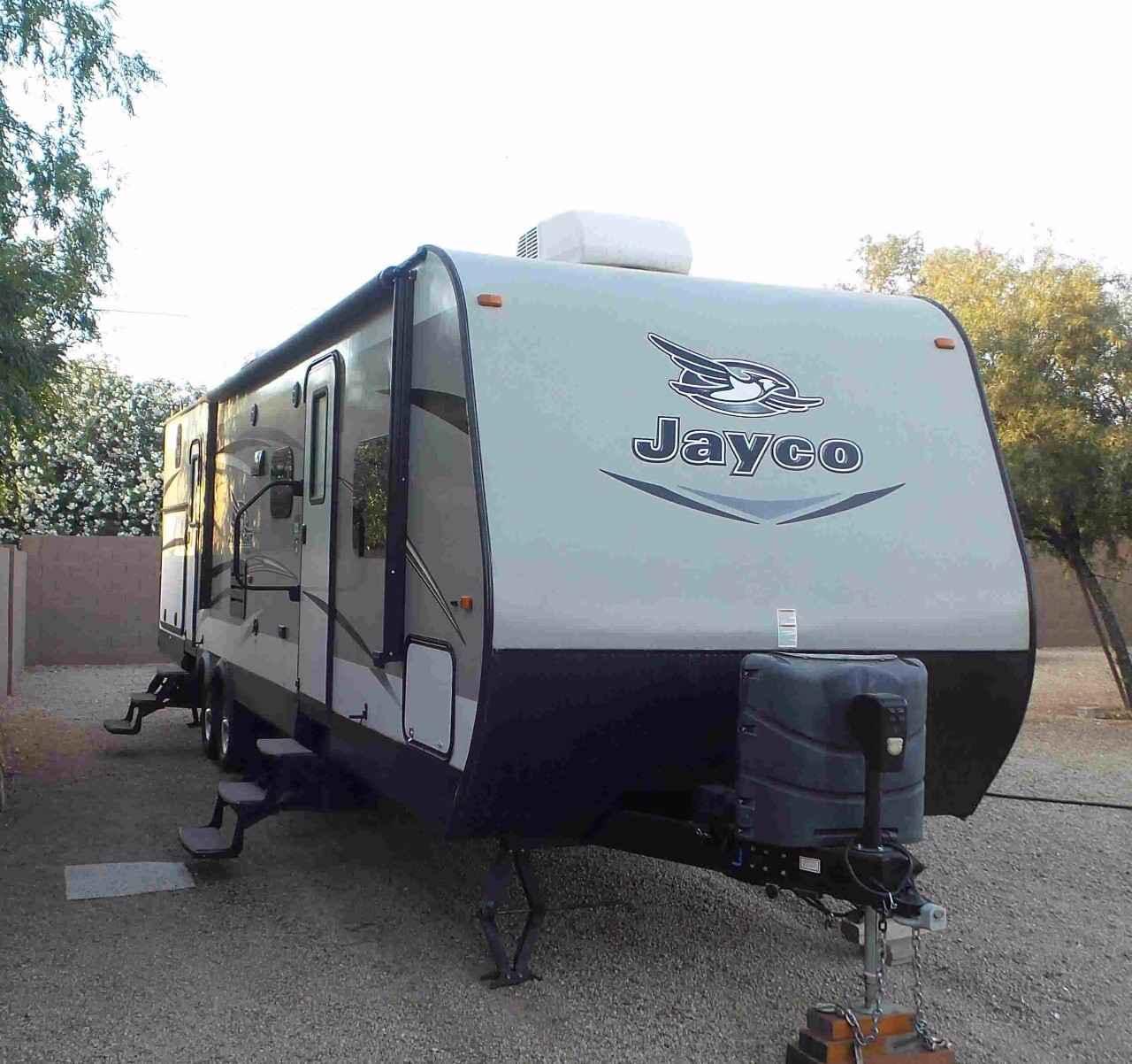 Jayco Travel Trailers: 2016 Used Jayco JAY FLIGHT 32BHDS Travel Trailer In Arizona AZ