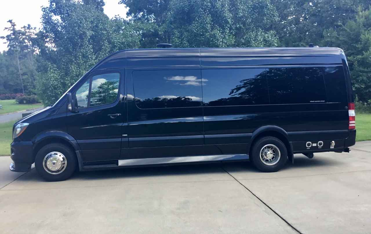 2016 used mercedes benz sprinter 3500 class b in arkansas ar for Mercedes benz 3500 sprinter