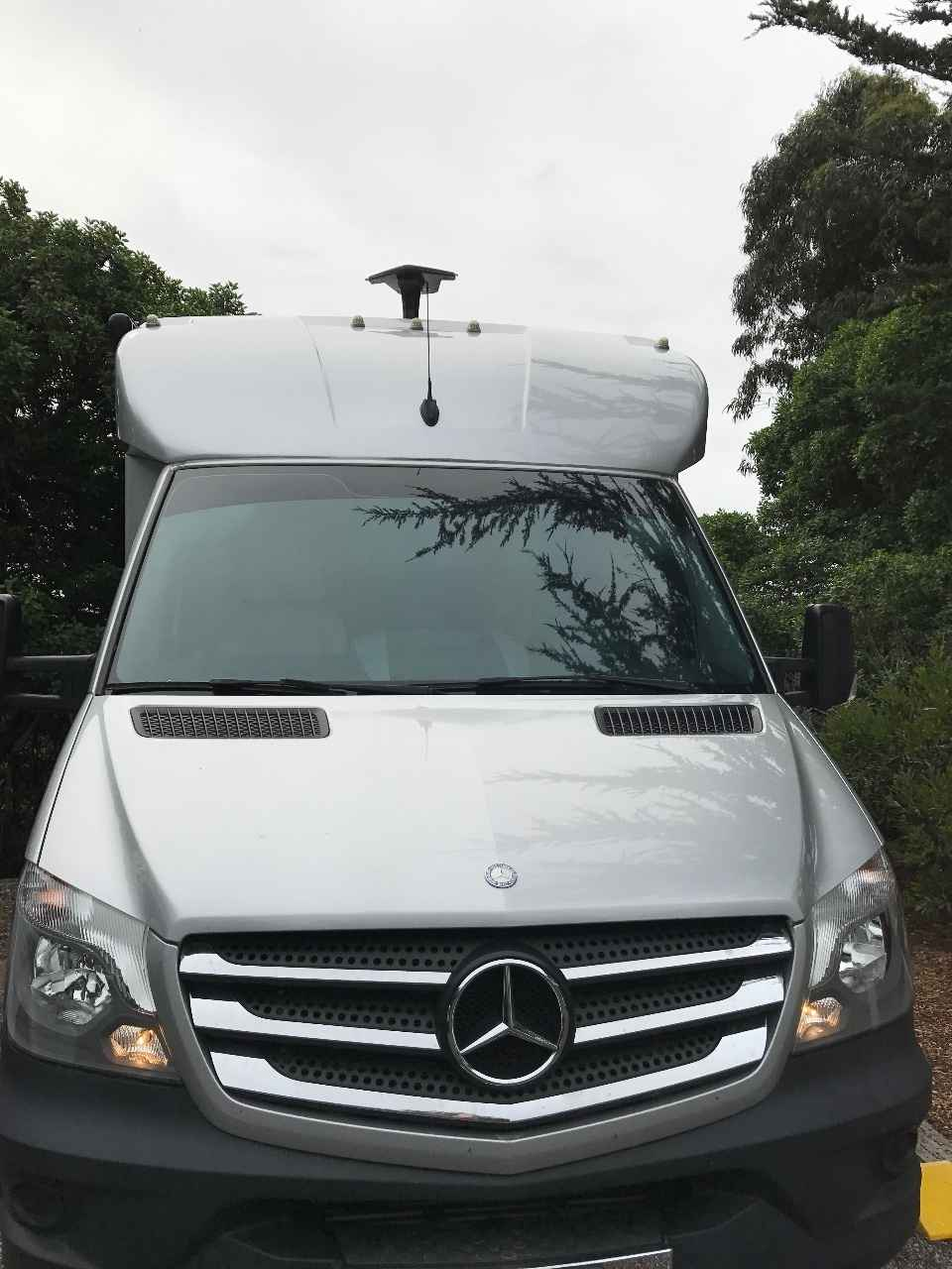 2016 used mercedes benz sprinter 3500 class b in california ca for Mercedes benz sprinter dealers california