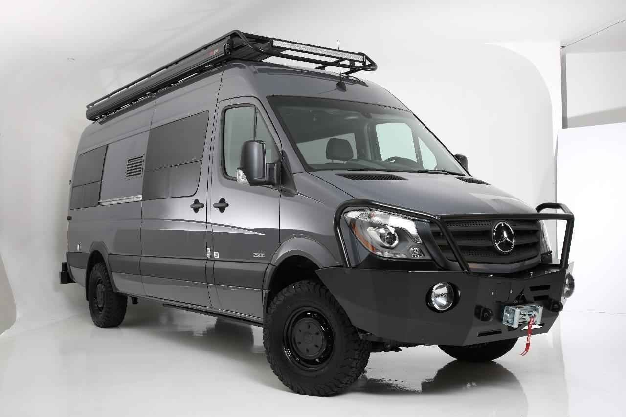 2016 Used Mercedes-Benz SPRINTER ERA 4X4 Class B in ...