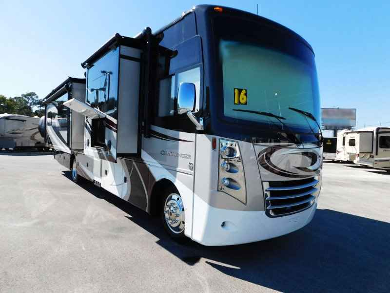 2016 Used Thor Motor Coach Challenger 37kt Class A In