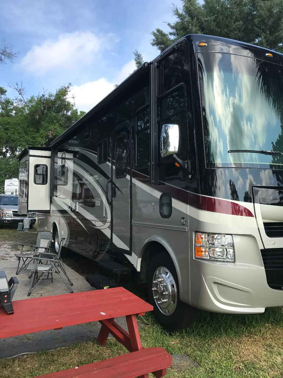 2016 used tiffin motorhomes allegro 32sa class a in florida fl for Allegro home