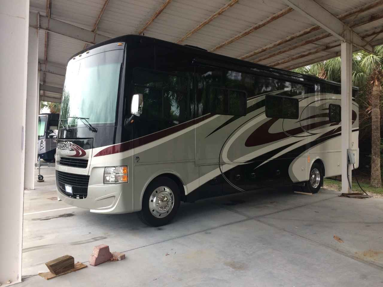 2016 used tiffin motorhomes allegro open road 32sa class a for Allegro home