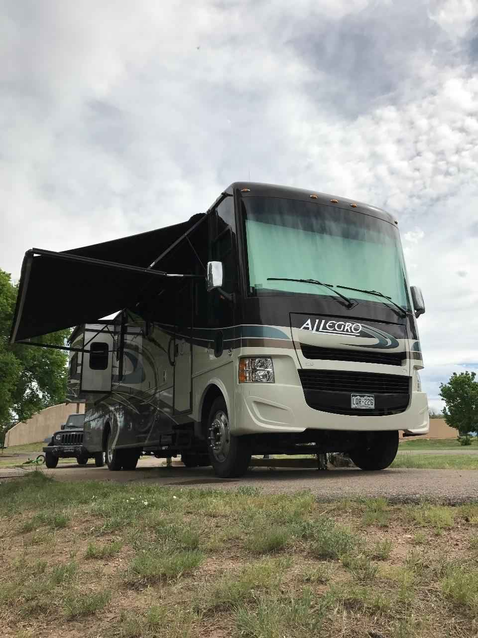 2016 Used Tiffin Motorhomes Allegro Open Road Class A In