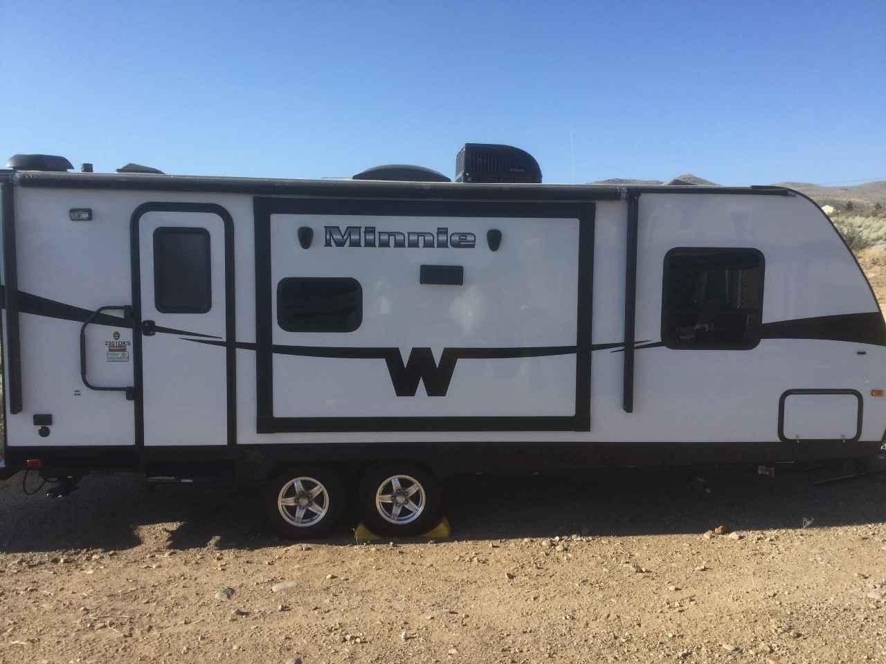 Minnie Winnie Travel Trailer >> 2016 Used Winnebago Minnie Winnie Travel Trailer In Nevada Nv