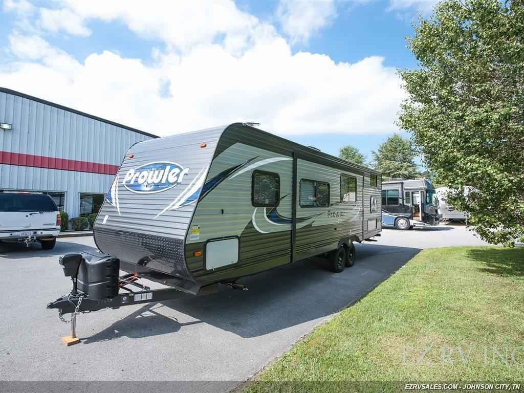 2017 New 285 Lx Prowler Travel Trailer In Tennessee Tn