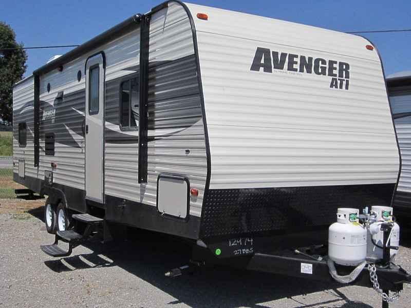 Avenger Travel Trailer Dealers