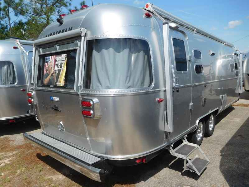 New 2017 New Airstream Tommy Bahama U00c2u00ae Special Edition Travel Trailer 27FB Travel Trailer In South ...